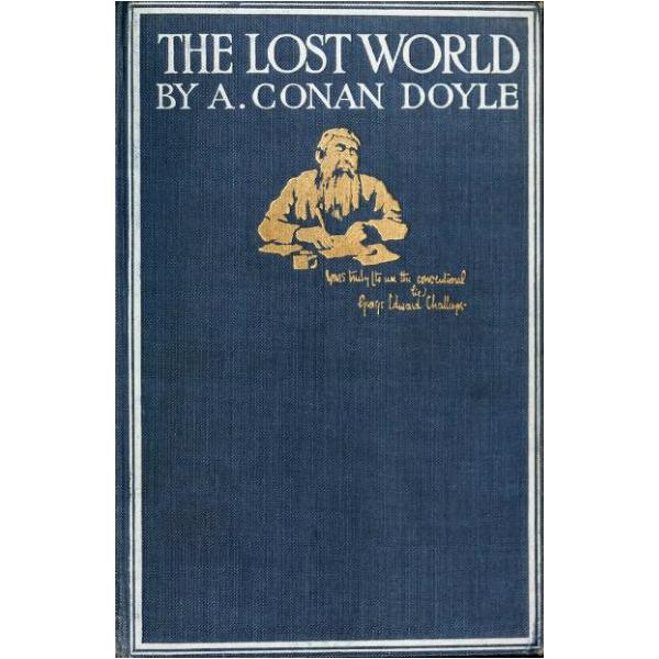 the lost world arthur conan doyle
