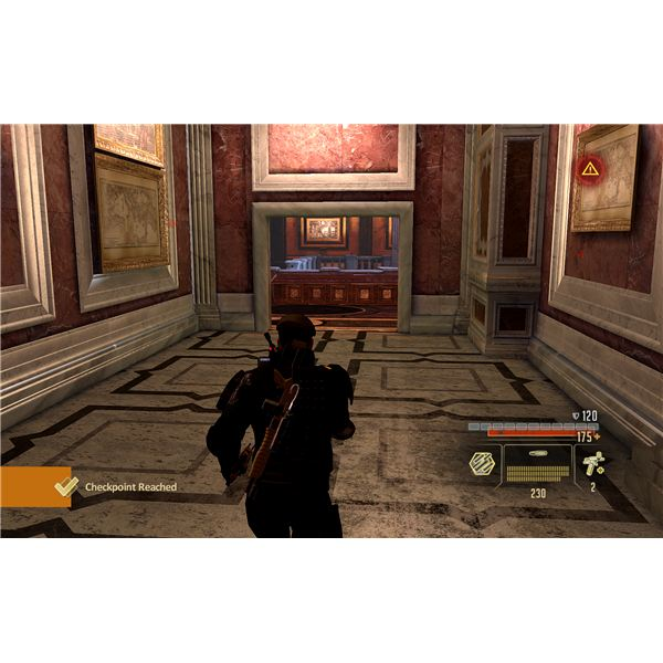 Alpha Protocol Walkthrough - Rome Museum - Make Your Choice: Madison or the Bombs