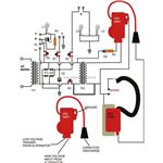 Universal Testing Machine, Wiring Diagram, Image