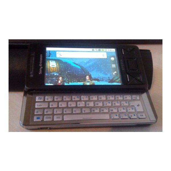 Is There a Sony Ericsson Windows Phone 7?