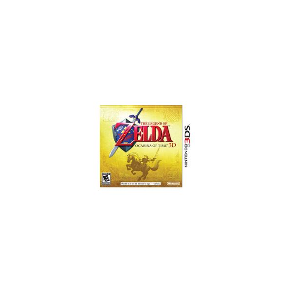 How to Get Epona in Legend of Zelda: Ocarina of Time 3DS