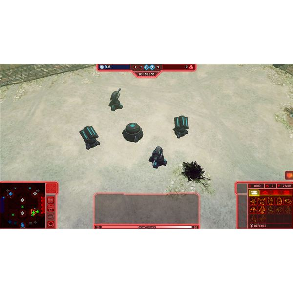Base Defenses from Command and Conquer 4