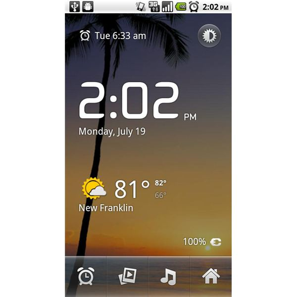 Image result for Smartphone Clock