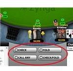 Facebook Poker Buttons