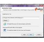 Nitro Pro 7 setup