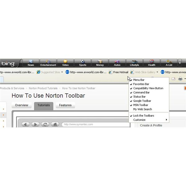 Norton Toolbar Disappeared: A Step by Step Guide to Fix It
