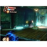 Walkthrough for Bioshock 2: The first encounter with a Big Daddy and Little Sister.