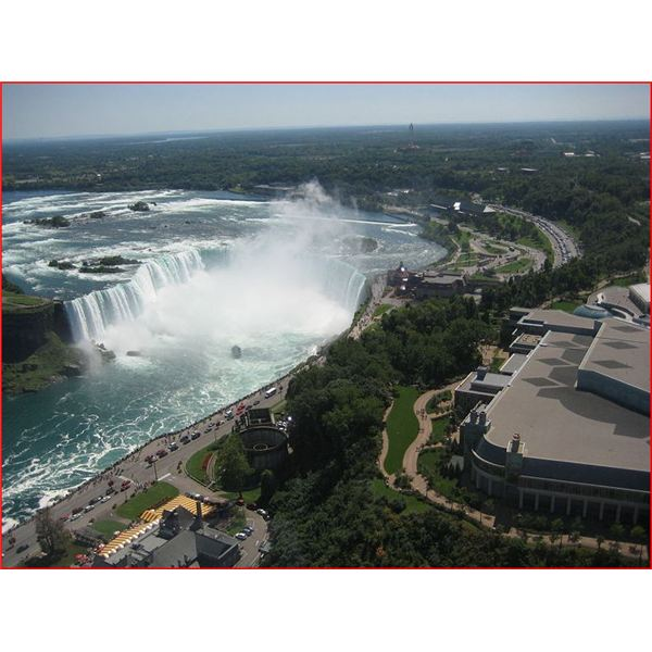 Information About Niagara Falls Geology