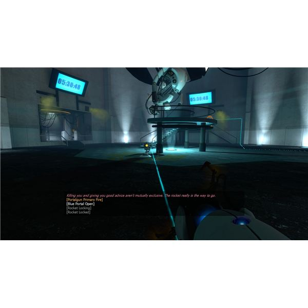 Portal Walkthrough - Killing GLaDOS