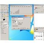 GIMP New File