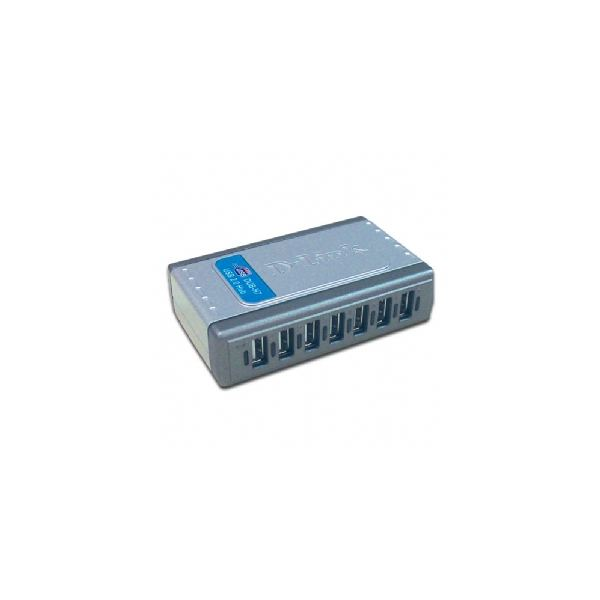 D-Link 7 Port USB Splitter Hub