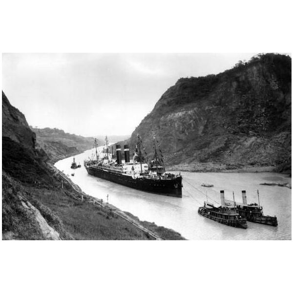 Panama Canal Disasters