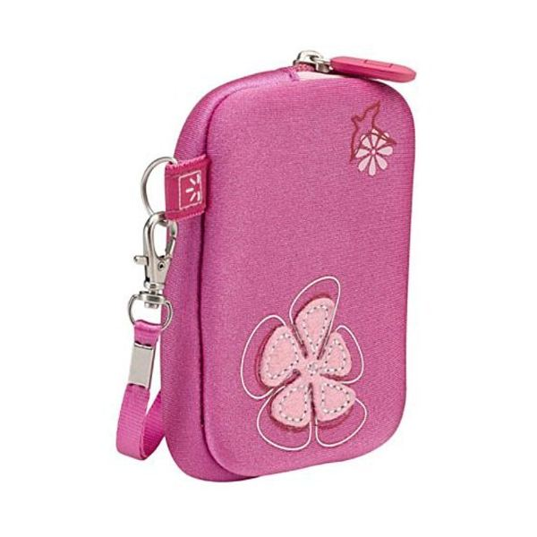 Caselogic UNZT-2 Compact Pink Camera Case