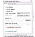 Windows 7 Aero Peek not working: Enable