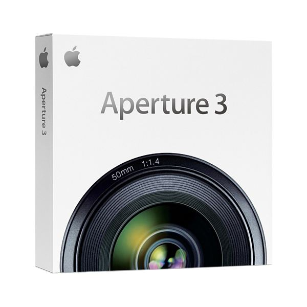 OS X RAW Photo Editing Software: Aperture