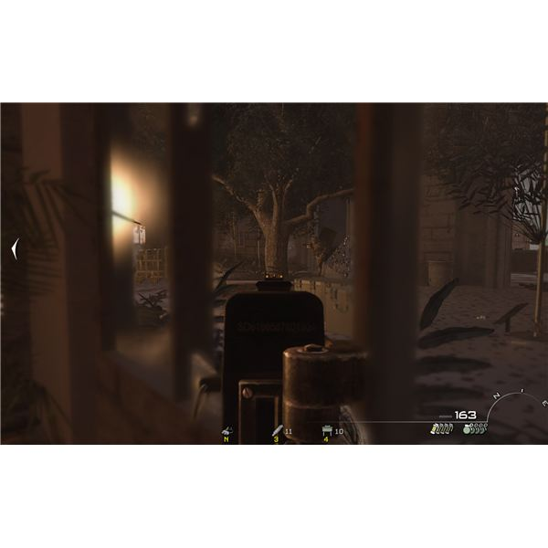 Call of Duty: Modern Warfare 2 - Of Their Own Accord - Fighting Through to the Crow's Nest