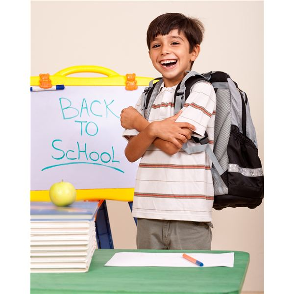 Preparing for the First Day of First Grade: Classroom Rules, Organization & First Day Procedure