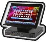 Touch Screen Karaoke Machine