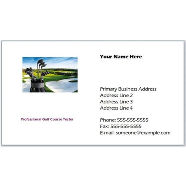 Learn Why Post Retirement Business Cards Are Necessary