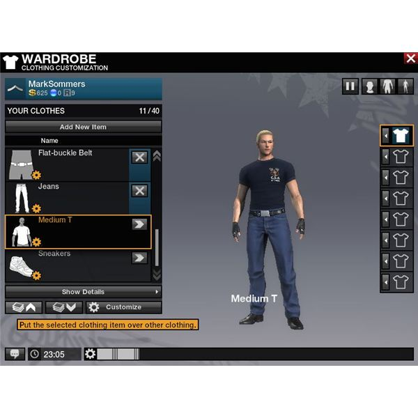 Even the newb gear looks good in APB