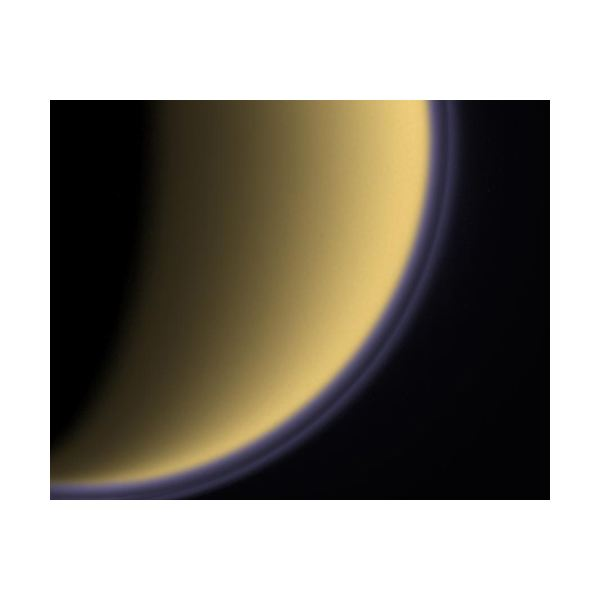 Facts about Titan - the Largest Moon of Saturn