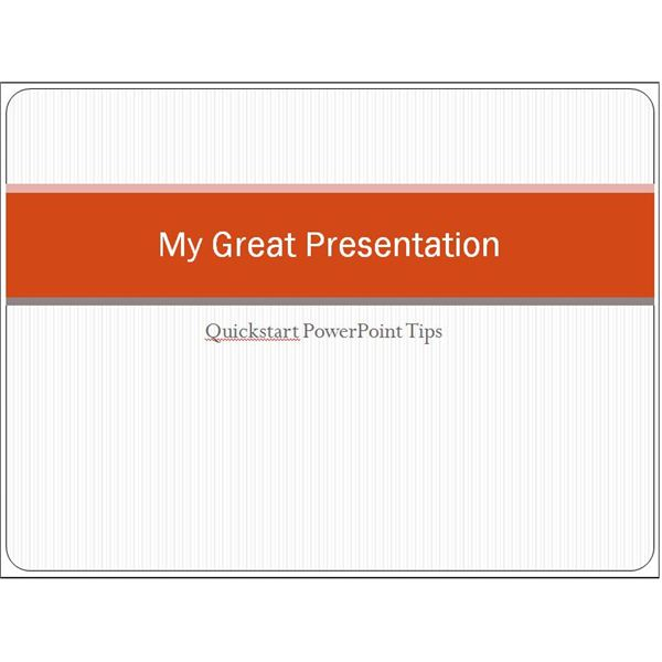 powerpoint quick reference guide. Black Bedroom Furniture Sets. Home Design Ideas
