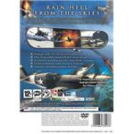 Heros Of the Pacific Rear Box Art