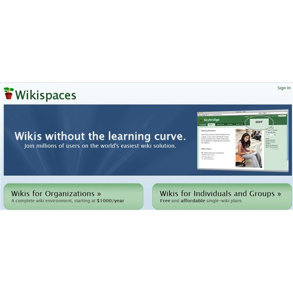 How to Create a Wiki Using Wikispaces