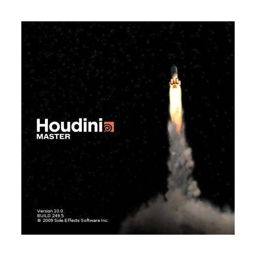Houdini Master