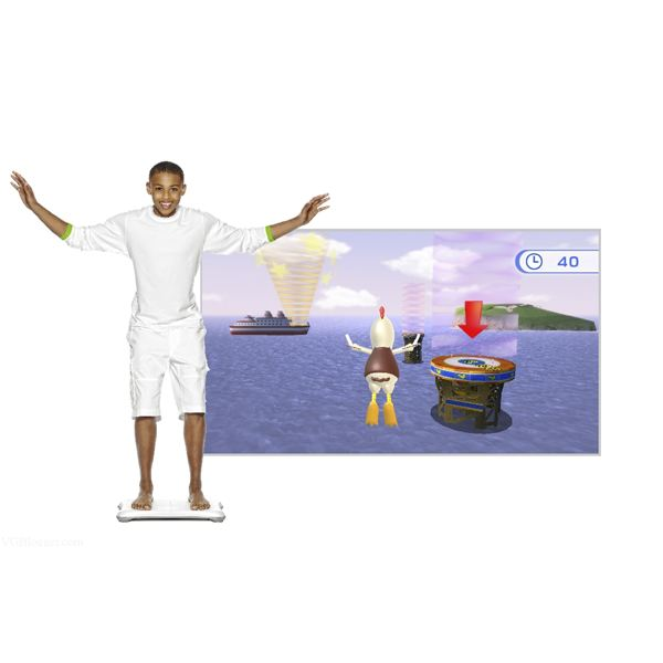 Wii Fit Plus Event
