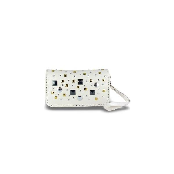 Jewel-Studded Pouch