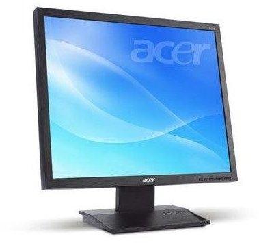 Acer V173b 17 inch monitor