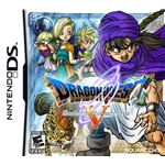 Dragon Quest V Hand of the Heavenly Bride cover