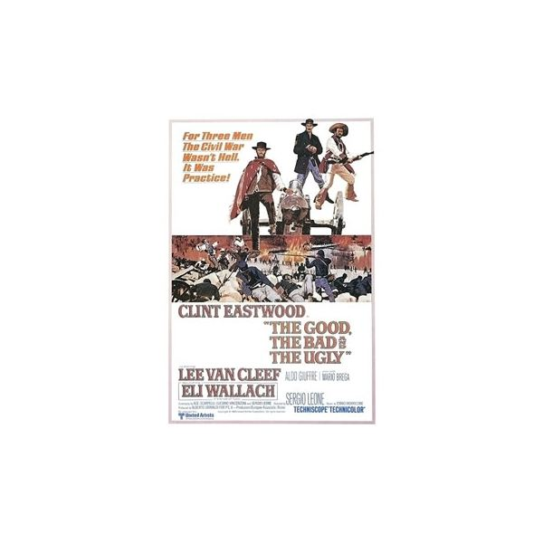 Wikimedia Commons Good the bad and the ugly poster