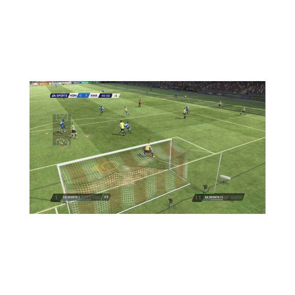 FIFA 11: Be A Goalkeeper Mode Explained