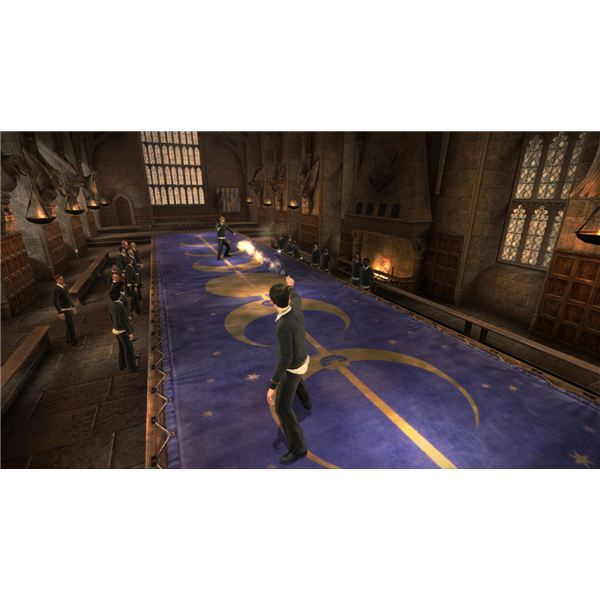 Harry Potter and the Half Blood Prince for the Wii console will put you under its spell