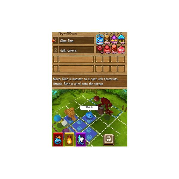 Dragon Quest Wars - One of the Best Nintendo DS Strategy Games