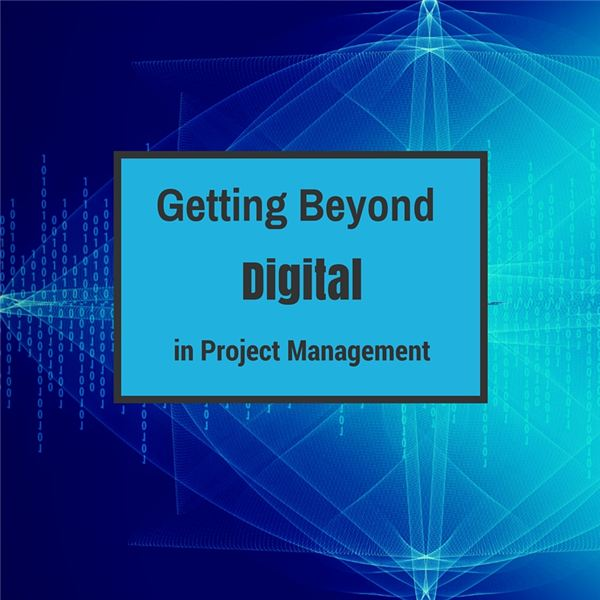Getting Beyond Digital in Project Management