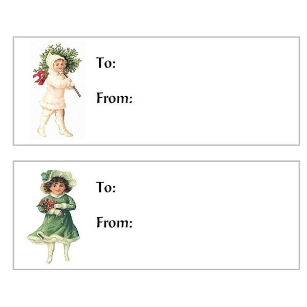 picture about Free Printable Christmas Gift Tags Templates identify The place in direction of Track down No cost Printable Xmas Tag Templates