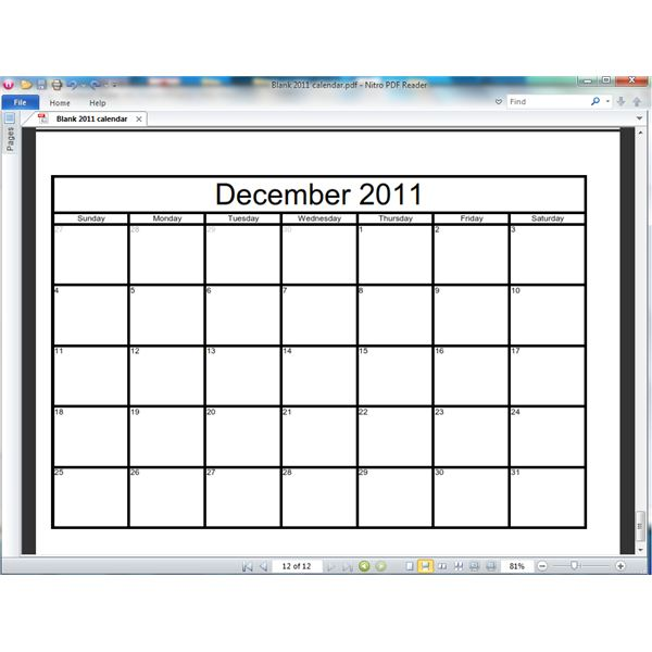 A guide to making your own calendars for business or for Make my own calendar template