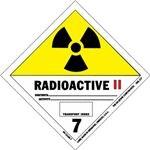 HAZMAT Class 7 Radioactive