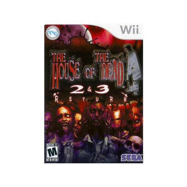 The House of the Dead 2 & 3 Return - Nintendo Wii Review