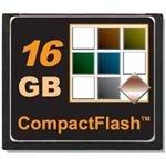 Topram 16GB Compact Flash CF Card for Nikon, Canon
