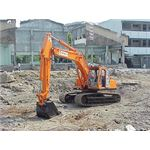 Tracked Excavator, Courtesy of Flickr, youta