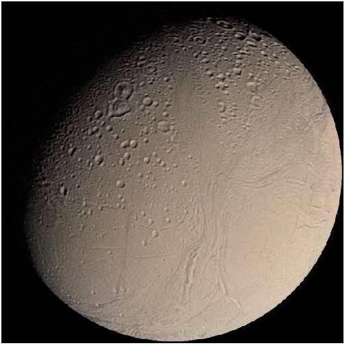 Enceladus: Saturn's moon