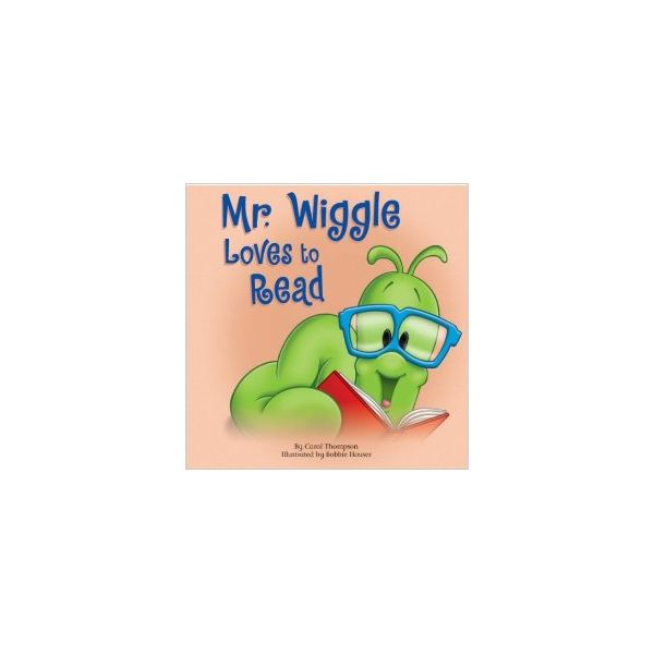 "Lesson Plan on ""Mr. Wiggle Loves to Read"""