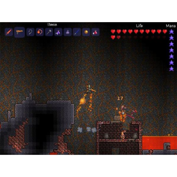 Terraria is quickly becoming an indie sensation, but why?