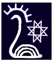Ancient symbols of Baltic Finns.
