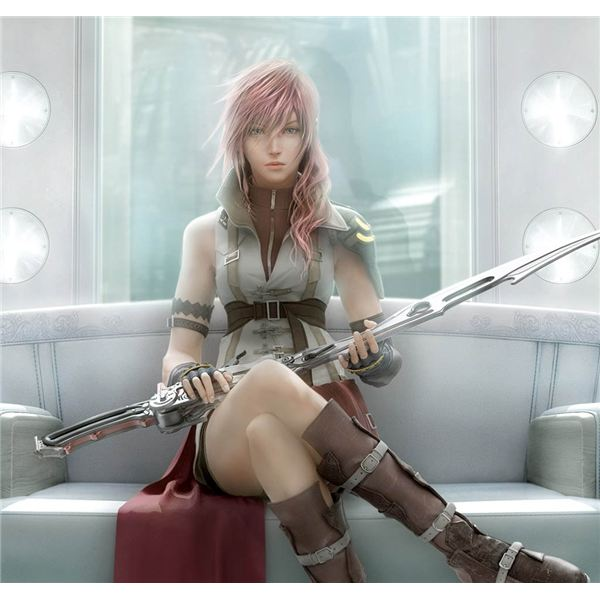 A List of The Final Fantasy XIII Girls