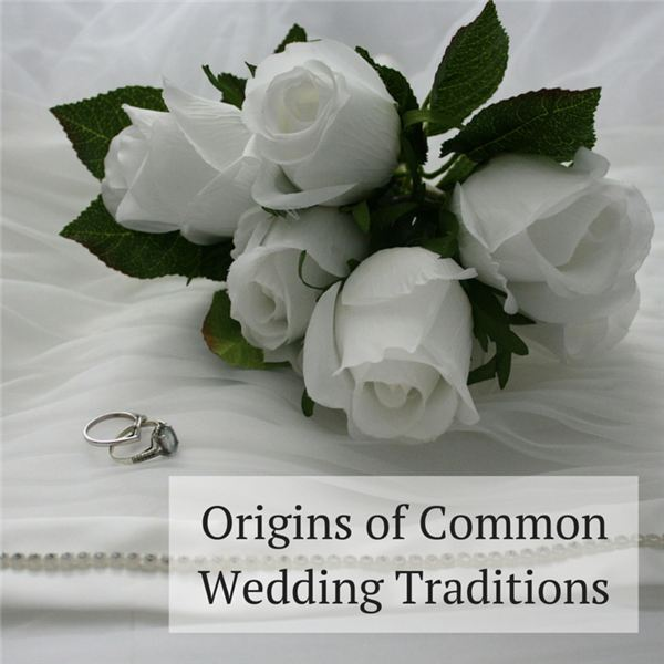 Origins of Common Wedding Traditions: Engagement Rings, Wedding Veils, Shoes on Cars & More